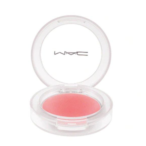 MAC Glow Play Cream Pink Blush Cheeky Devil
